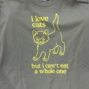 I Love Cats in a Special Way…