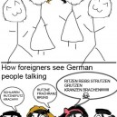 Speaking German