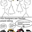 Speaking German