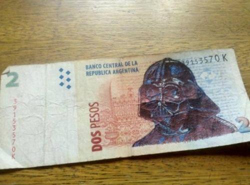 Darth Vader Bill