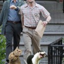 Just Leonardo Dicaprio, Daniel Radcliffe and their pets….