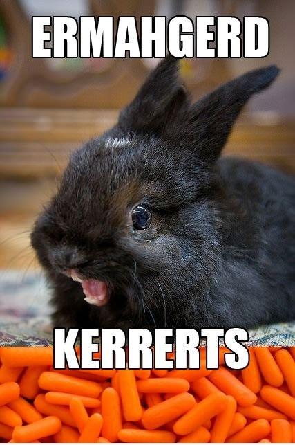 Carrots!!!