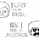 Mustache is Awesome