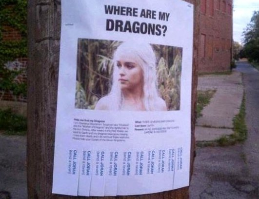 Meanwhile in Games of Thrones