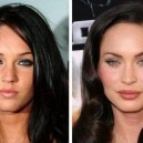 Megan Fox – Before and After