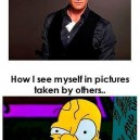 How I Look In The Mirror and Photographs