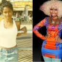 Nicki Minaj – Before and After