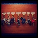 I Wish These Were My Keys…