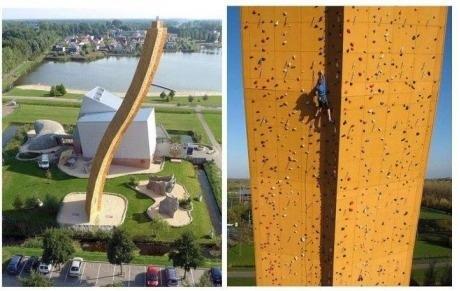 Badass Climbing!