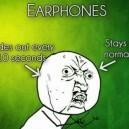 Scumbag Earphones