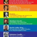 Seven Brilliant Quotes