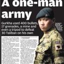 A One-Man Army