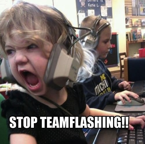 Angry Gaming Kid
