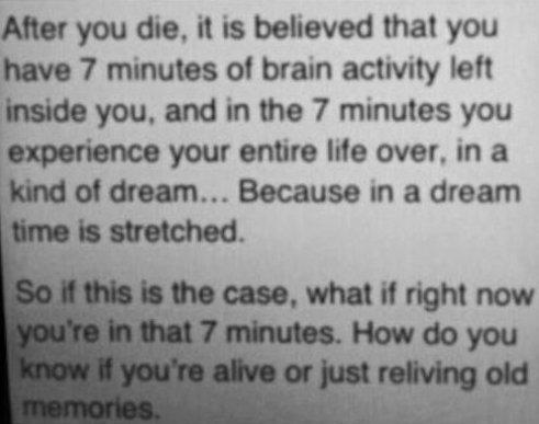 Good Question…