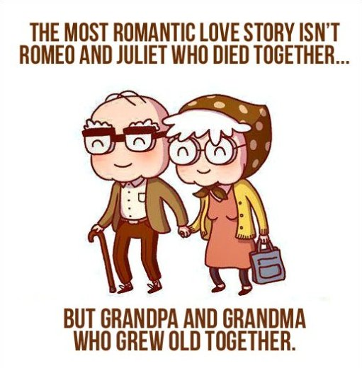 The Most Romantic Love Story