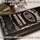Chocolate With Whikey