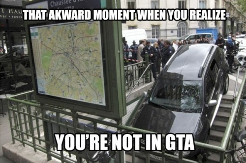 This Is Not GTA