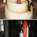 Cool Wedding Cake Ideas