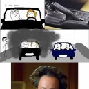 Women Driving…