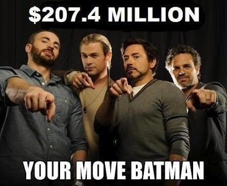 Your Move Batman