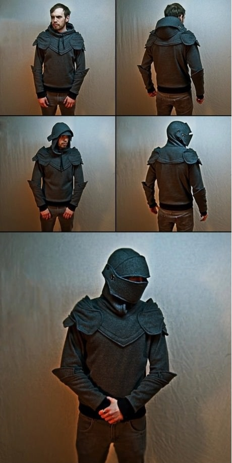 Awesome Armour Hoodie
