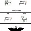 Bat Mode Activated!