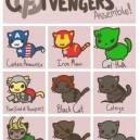 Catvengers Asemble!