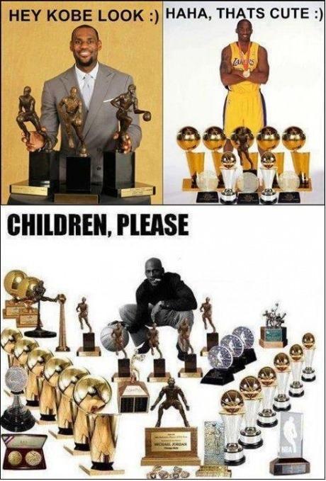 Just Michael Jordan
