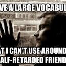 Large Vocabulary