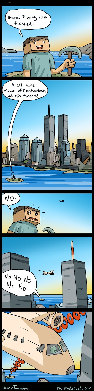 Minecraft 911