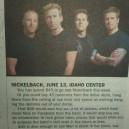Nickelback Concert Guide