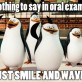 Just Smile And Wave!