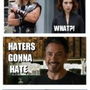 Everybody Loves Robert Downey Jr.
