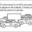 Getting Bored In Traffic?