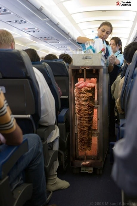 Meanwhile On Turkish Airlines…