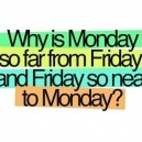 Why Monday, Why!