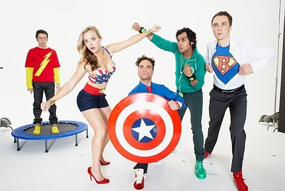 Super Big Bang Theory
