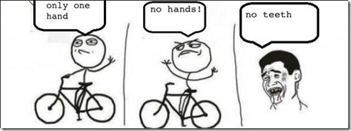 Look Maa.. No Hands