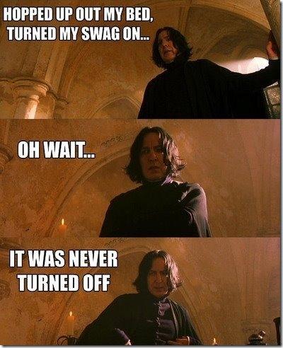 Turn My Swag On!