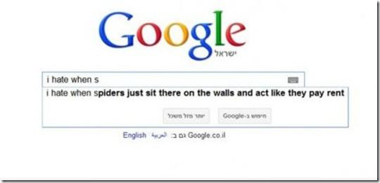 Scumbag Spiders!