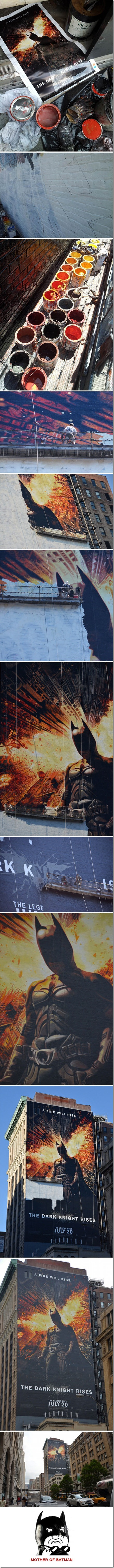 Epic Batman Painting