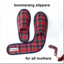 Boomerang Slippers