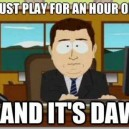 All Gamers Know…