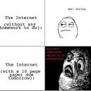 Scumbag Internet