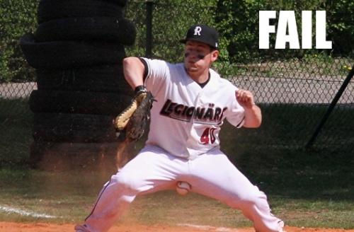 Baseball Fail