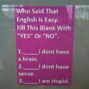English Can Be a Hard Language