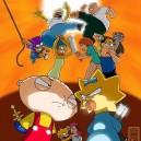 The Epic Battle – Simpsons vs. Family Guy