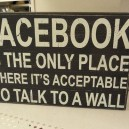 Facebook Saying