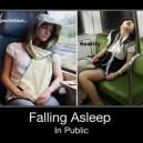 Falling Asleep In Public