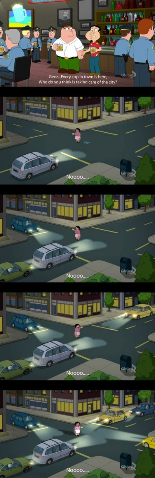 Family Guy – Consuela